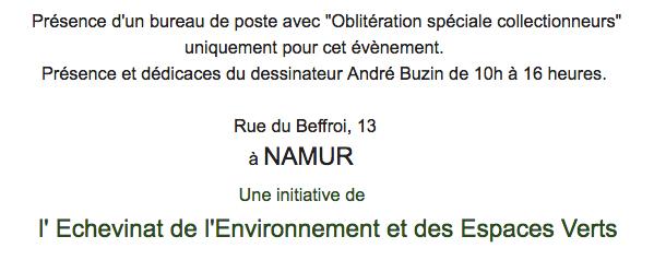 Exposition Grand Duc André Buzin 2018