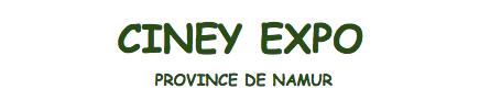 CINEY EXPO, PROVINCE DE NAMUR